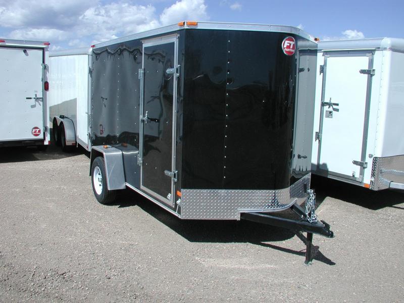 2015 Wells Cargo FT6101-RD Cargo / Enclosed Trailer