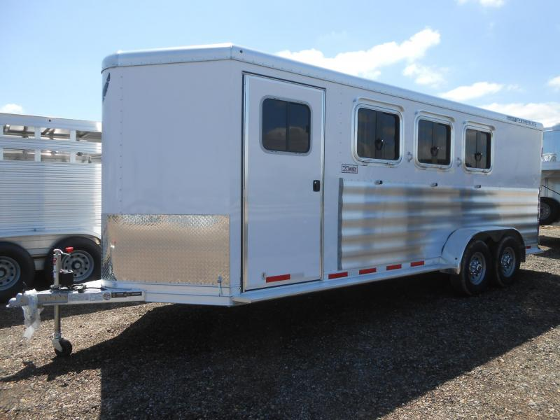 2019 Featherlite 9409-3 Horse Trailer