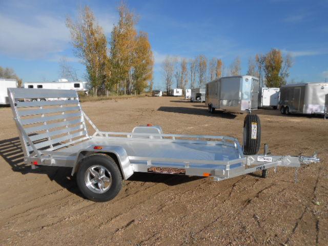 2020 Aluma 7710H All Aluminum Utility Trailer