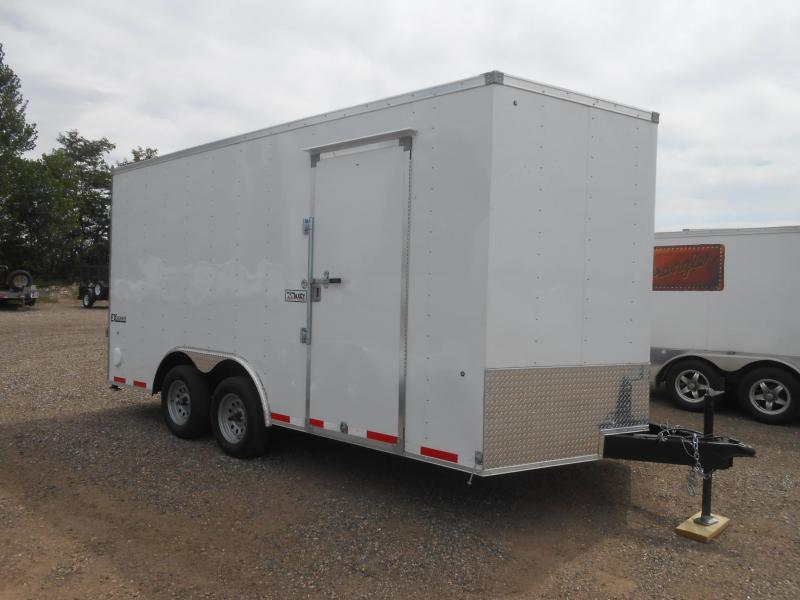 2020 Cargo Express EX85X16TE2-V-RD Enclosed Cargo Trailer
