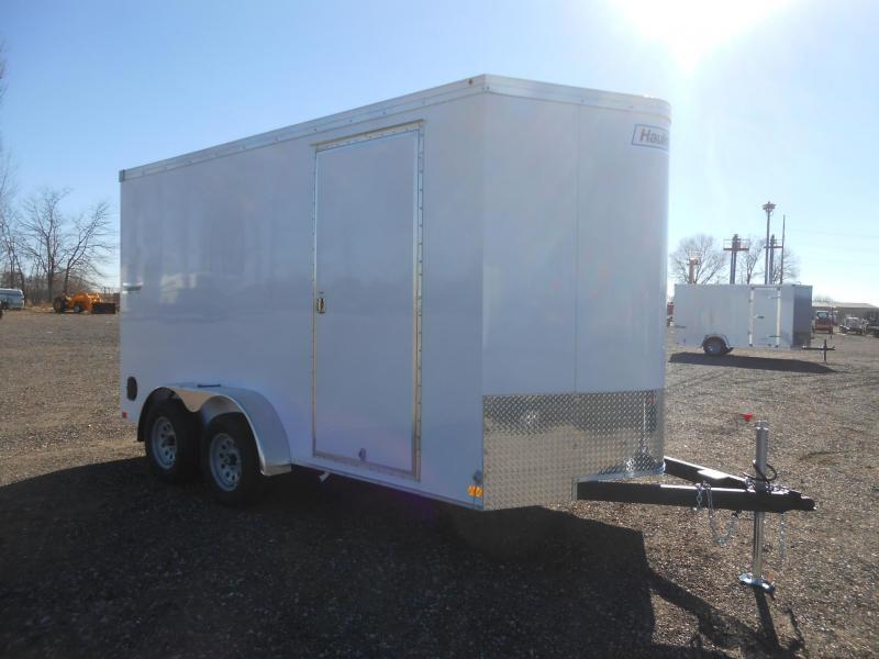 2020 Haulmark TSV714T2-RD Enclosed Cargo Trailer