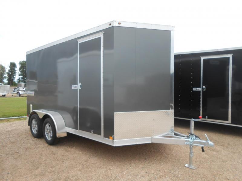 2020 Haulmark HAUV7X14WT2-RD Enclosed Cargo Trailer