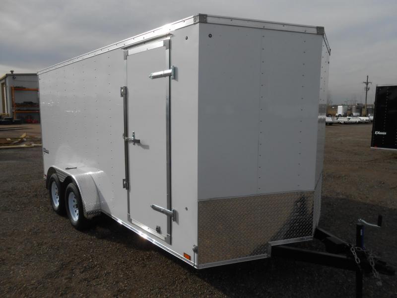 2020 Cargo Express EX7X16TE2-V-DBL DRS Enclosed Cargo Trailer