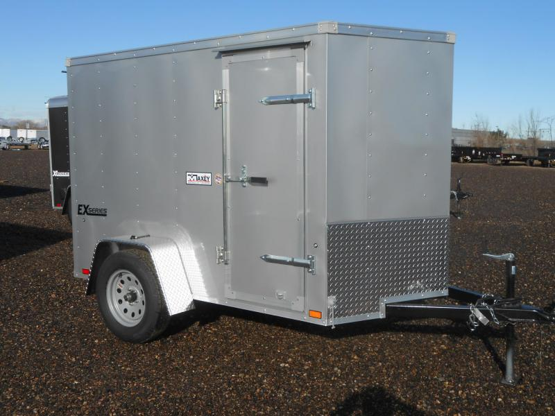 2019 Cargo Express EX5X8S12-V-RD Enclosed Cargo Trailer