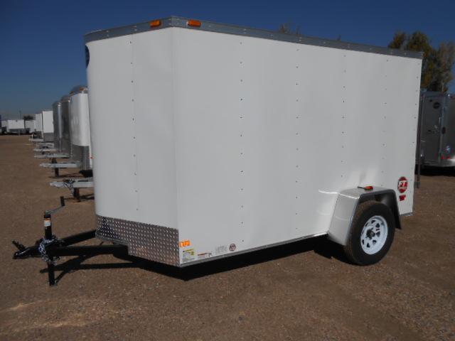 2015 Wells Cargo FT6101 Cargo / Enclosed Trailer