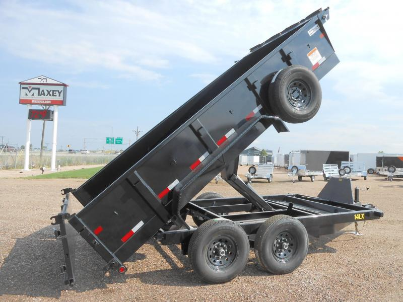 2020 Big Tex Trailers 14LX-12 Dump Trailer