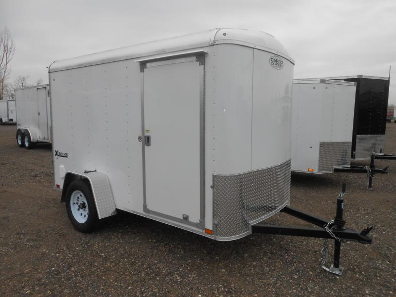 2019 Cargo Express XLR5X10S12-RD Enclosed Cargo Trailer