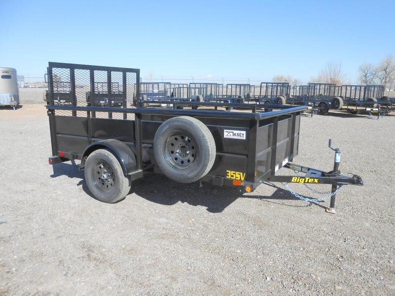 2019 Big Tex Trailers 35SV-10 Solid Side Utility Trailer