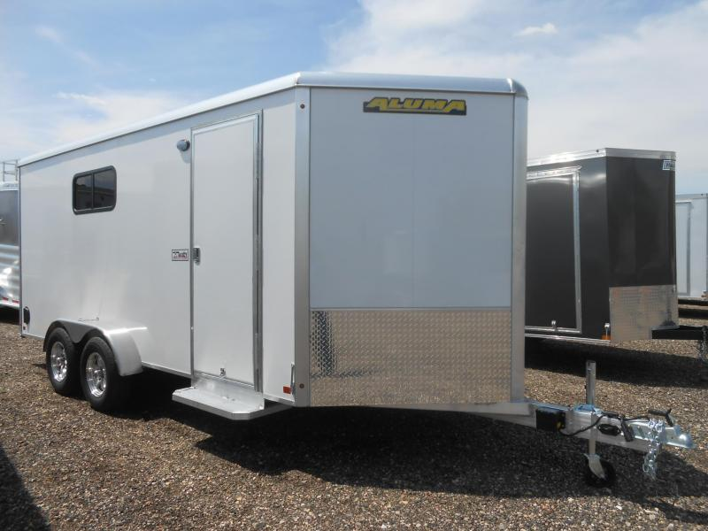 2020 Aluma AE716TAR All Aluminum Enclosed Cargo Trailer