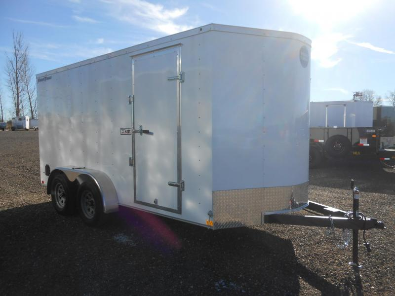 2020 Wells Cargo FT714T2-RD Enclosed Cargo Trailer