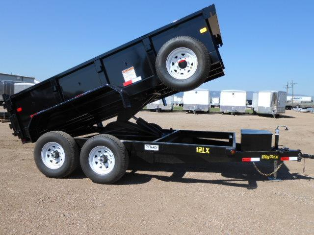 2015 Big Tex Trailers 12LX-12 Dump Trailer