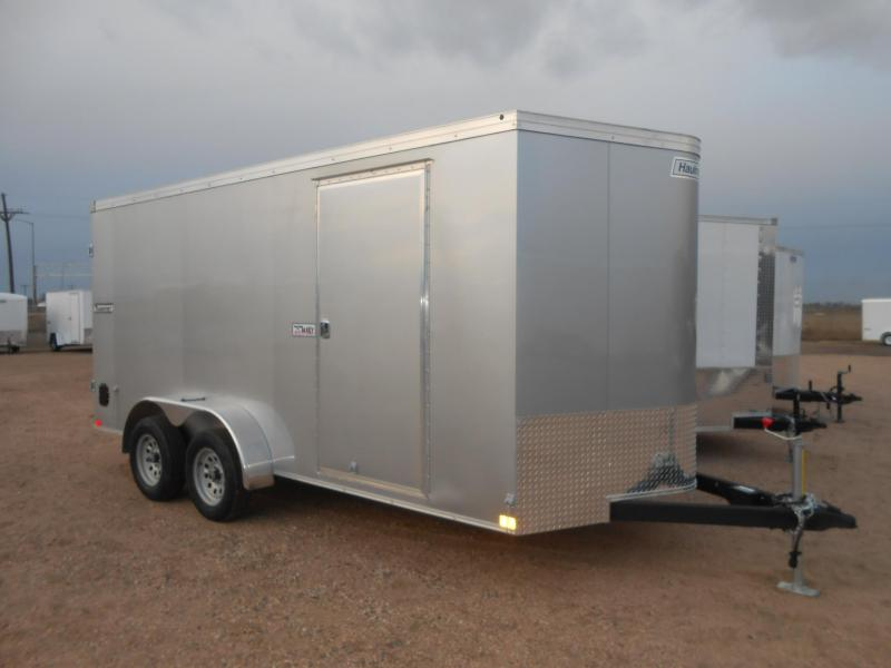 2019 Haulmark TSV716T2-DBL DRS Enclosed Cargo Trailer