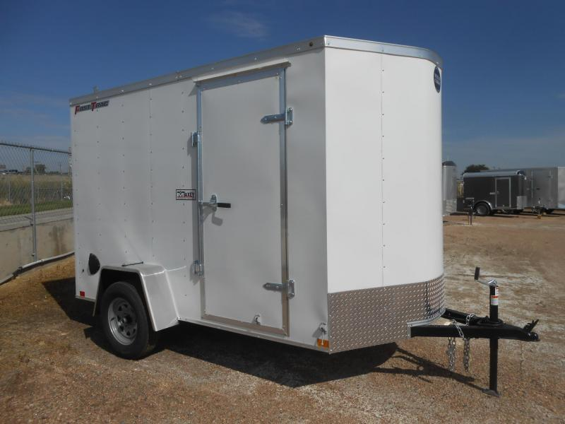2020 Wells Cargo FT610S2-RD Enclosed Cargo Trailer