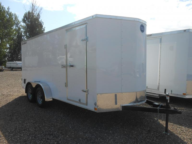2020 Wells Cargo FT716T2-DBL DRS Enclosed Cargo Trailer