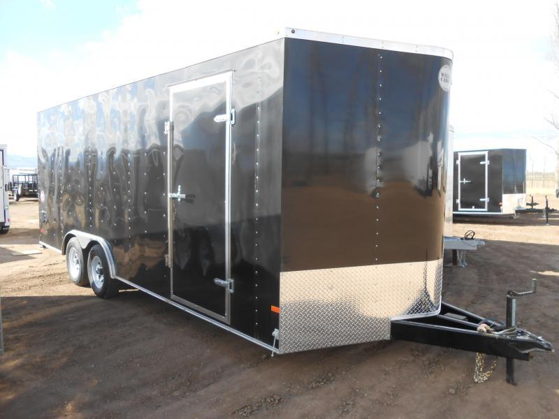 2018 Wells Cargo FT85204-RD Car / Racing Trailer