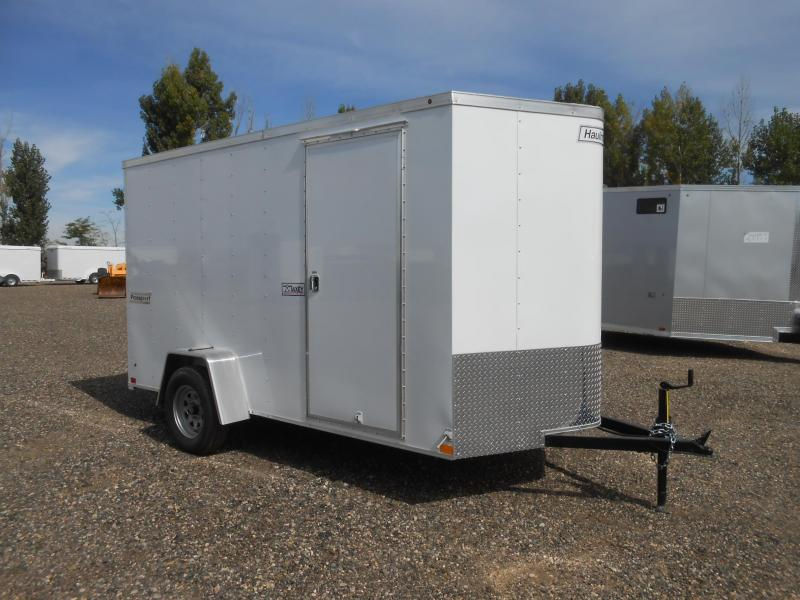 2019 Haulmark PPT6X12DS2-RD Enclosed Cargo Trailer