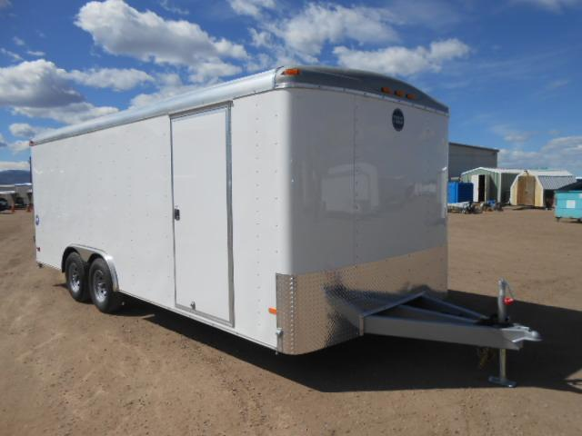 2018 Wells Cargo RF85X202-RD Car / Racing Trailer