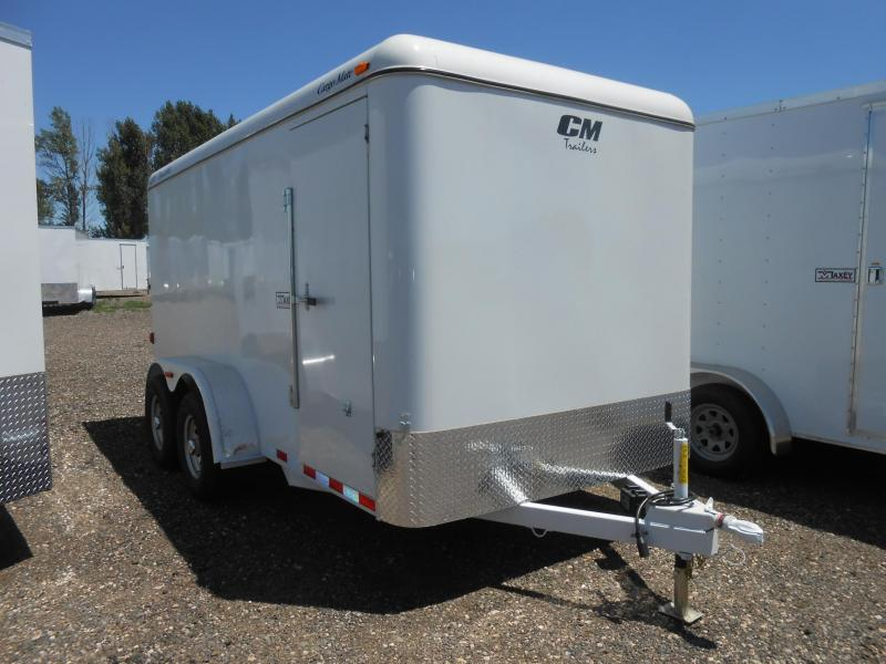 2019 CM 14FT CARGO MATE All Steel Enclosed Cargo Trailer