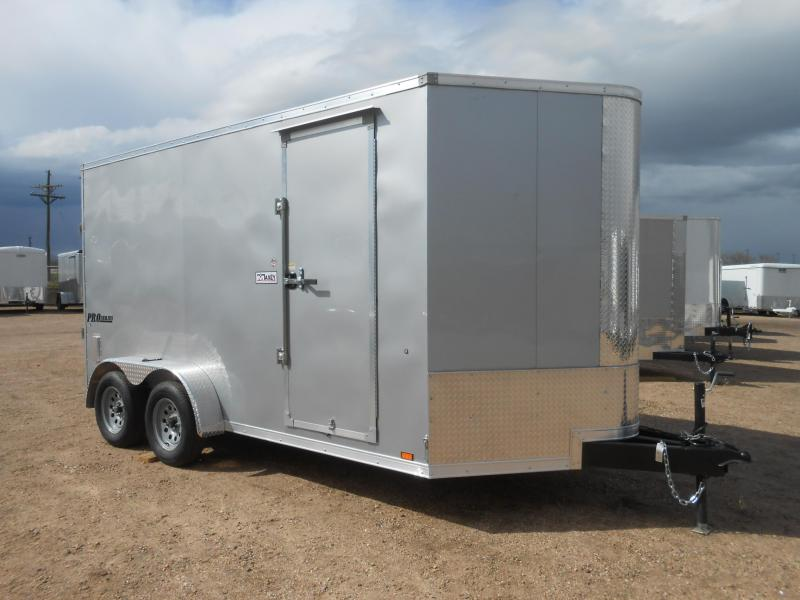 2020 Cargo Express PROW7X14TE2-RD Enclosed Cargo Trailer