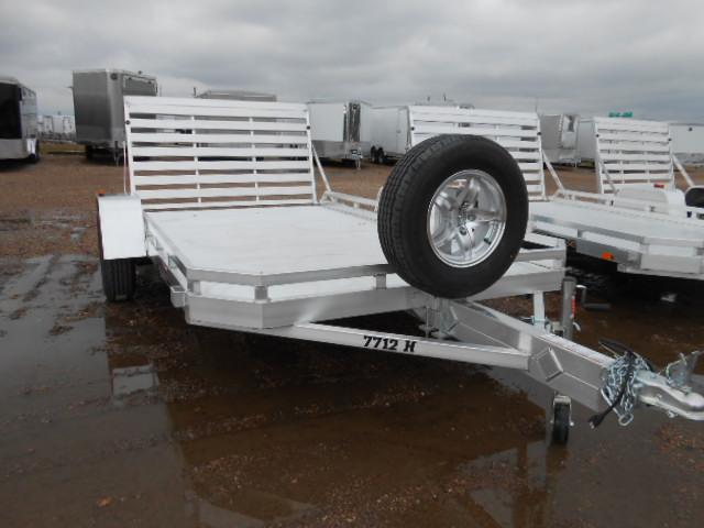 2020 Aluma 7712H All Aluminum Utility Trailer