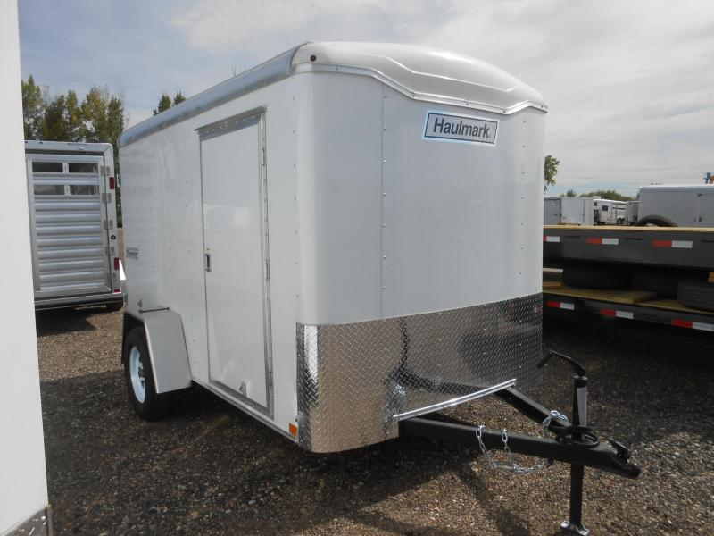 2019 Haulmark TST6X10DS2-DBL DRS Enclosed Cargo Trailer