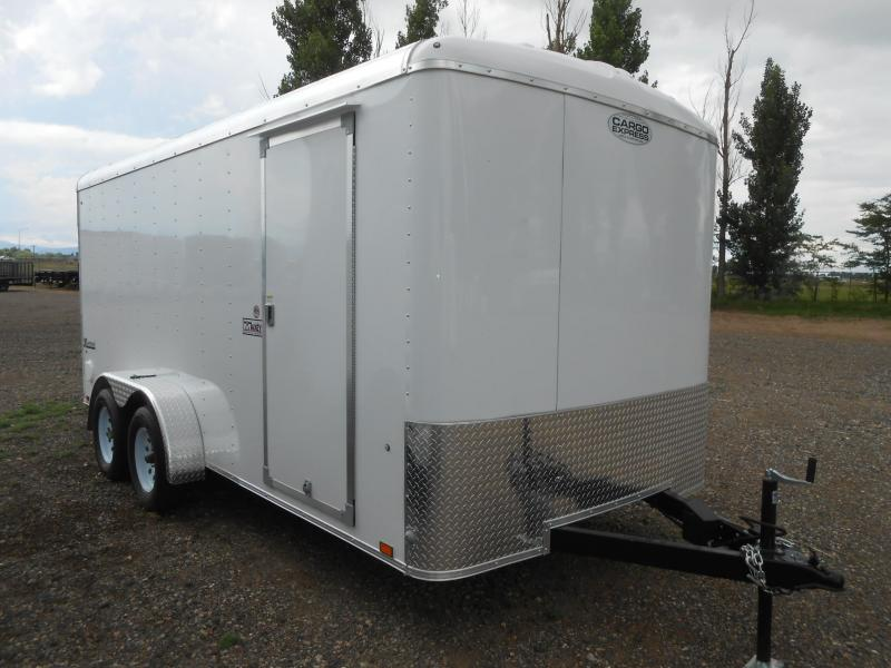 2019 Cargo Express XLR7X16TE2-DBL DRS Enclosed Cargo Trailer