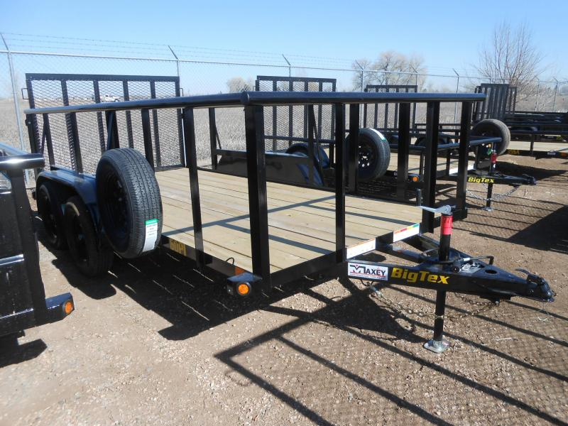 2019 Big Tex Trailers 60PI-14 Utility Trailer w/ 3