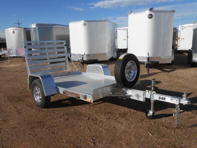 2020 Aluma 548S Aluminum Utility Trailer