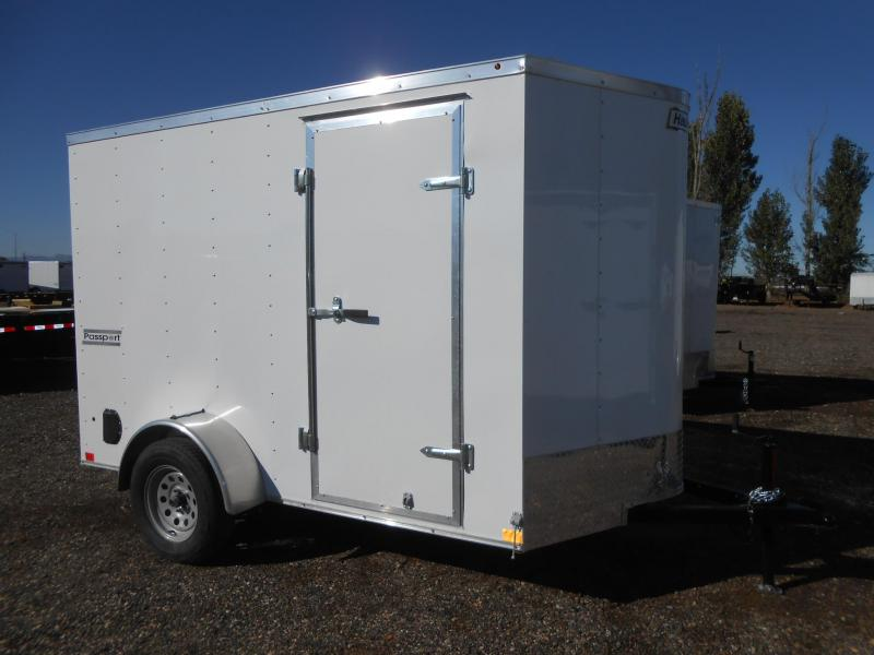 2019 Haulmark PP610S2-RD Enclosed Cargo Trailer
