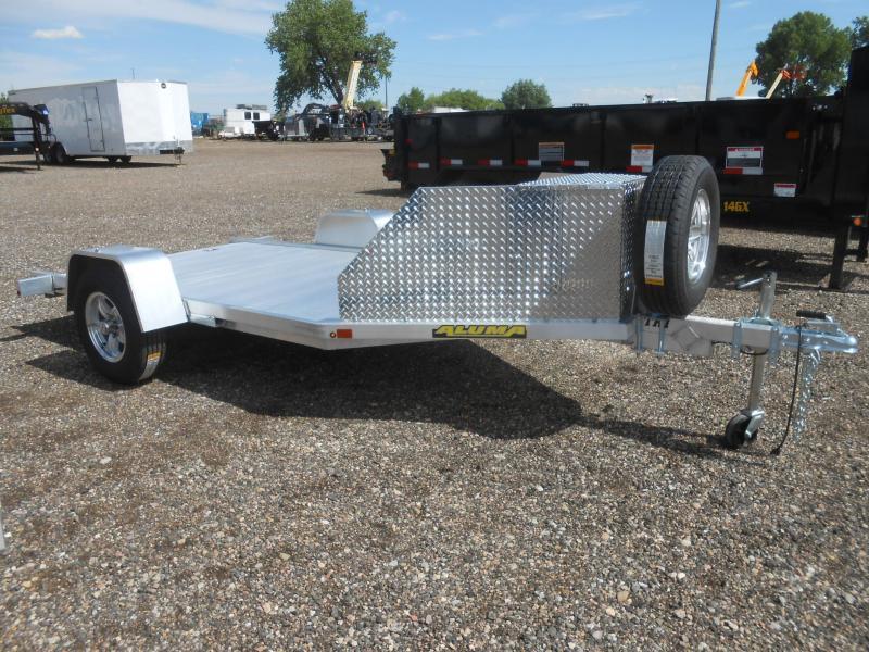2020 Aluma TK1 Aluminum Trike Trailer