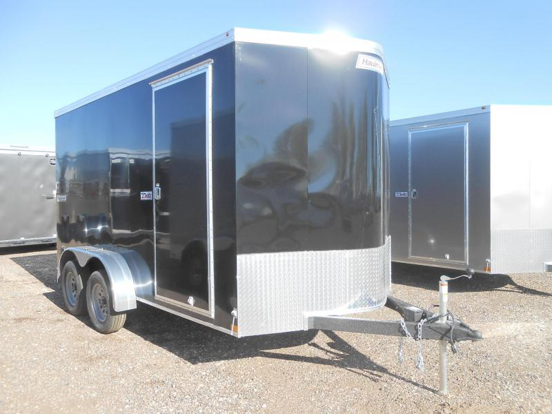 2019 Haulmark TSV714T2-RD Enclosed Cargo Trailer