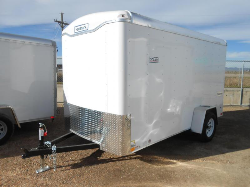 2018 Haulmark TST6X12DS2-RD Enclosed Cargo Trailer
