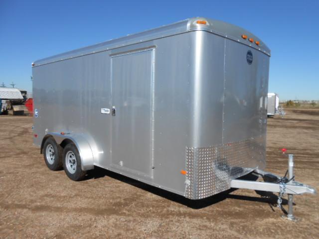 2015 Wells Cargo RF7X162-RD Cargo / Enclosed Trailer