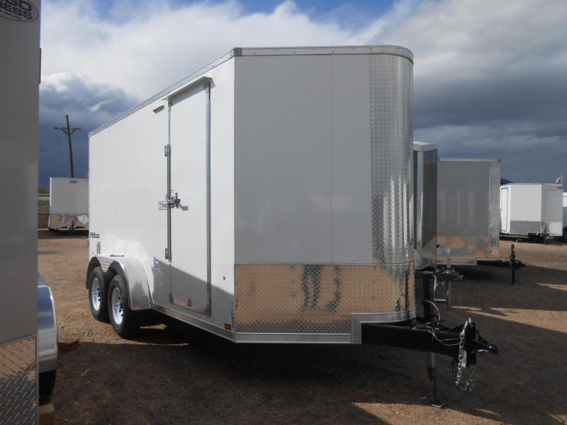 2020 Cargo Express PROW7X14TE3-RD Heavy Duty Enclosed Cargo Trailer