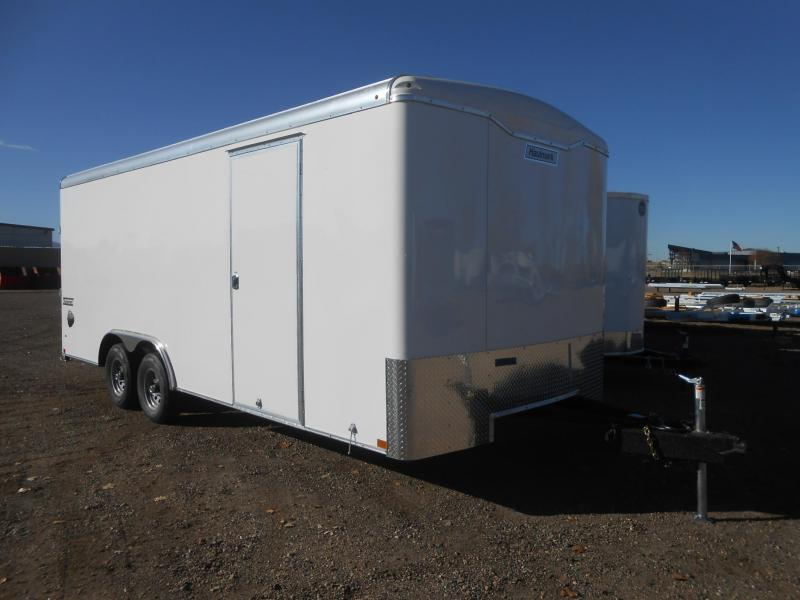 2020 Haulmark TS8520T3-RD Enclosed Cargo Trailer