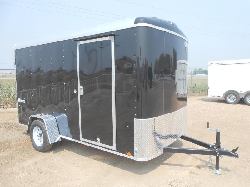 2019 Cargo Express XLR6X12S12-RD Enclosed Cargo Trailer