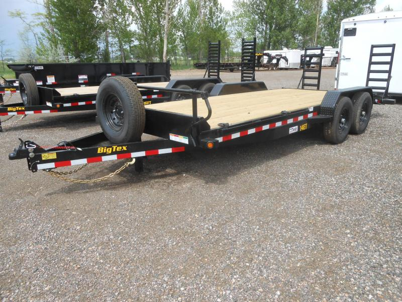 2020 Big Tex Trailers 14ET-20KR Equipment Trailer