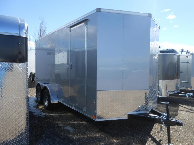 2020 Cargo Express EX7X16TE2-V-RD Enclosed Cargo Trailer