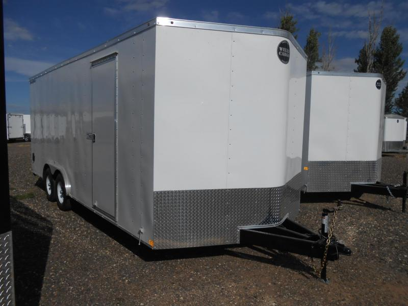 2019 Wells Cargo FT85202-RD Enclosed Cargo Trailer