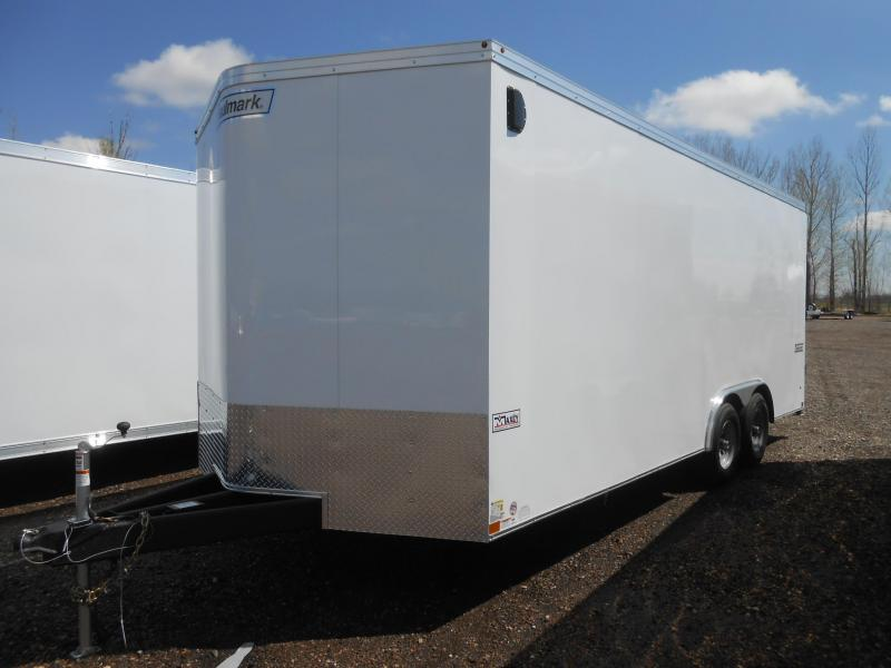 2020 Haulmark TSV8520T3-RD Enclosed Cargo Trailer