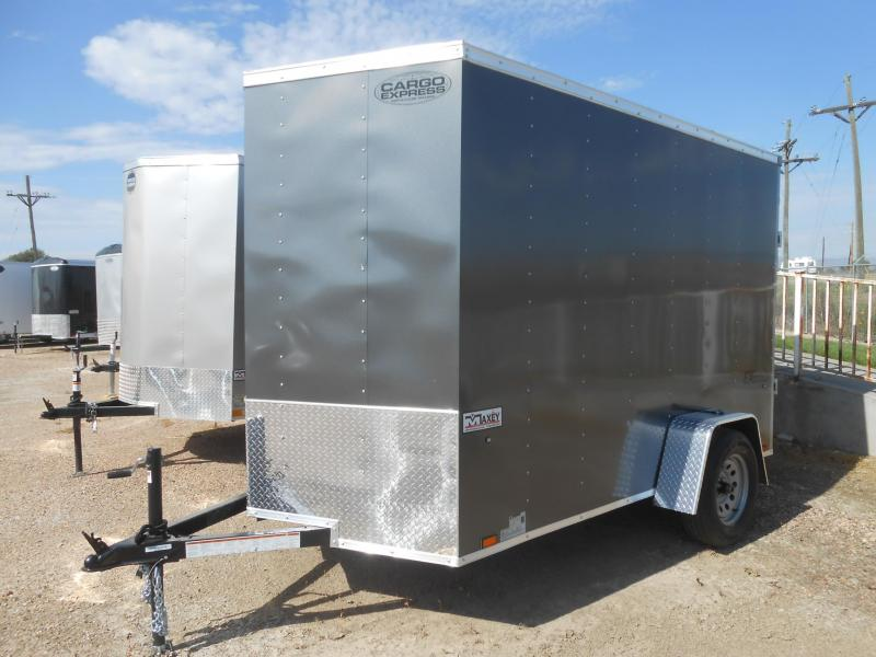 2020 Cargo Express EX6X10S12-V-RD Enclosed Cargo Trailer