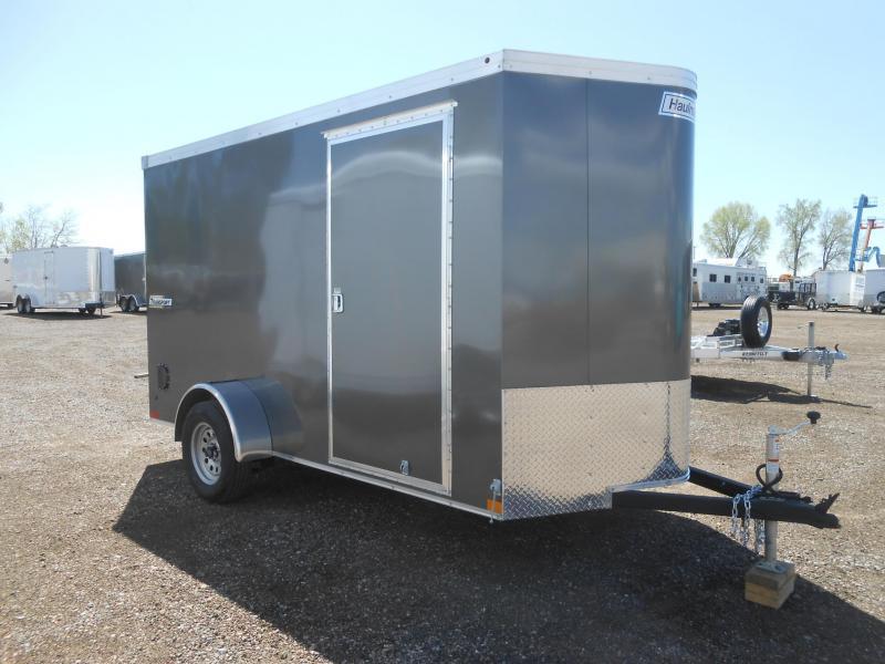 2019 Haulmark TSV612S2-RD Enclosed Cargo Trailer