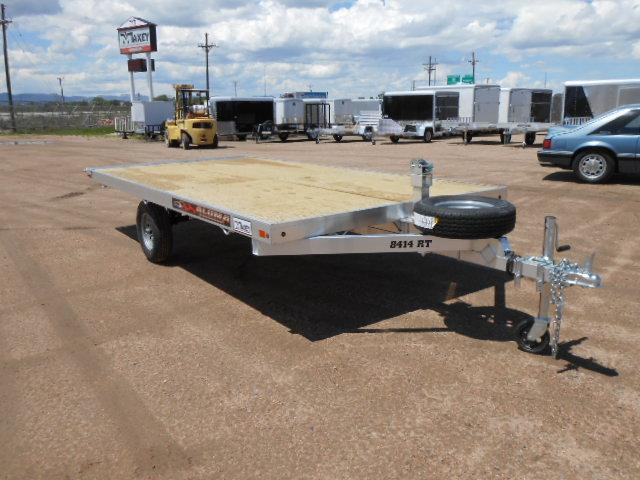 2020 Aluma 8414RT Aluminum Raft Trailer