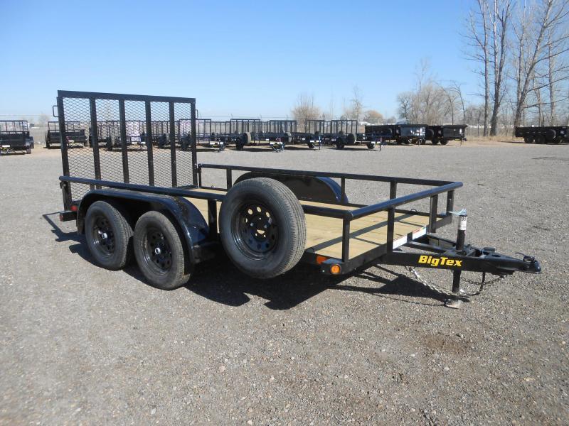 2020 Big Tex Trailers 60PI-12 Utility Trailer