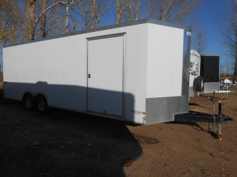 2016 Haulmark TSTV85X24WT3-RD Enclosed Car / Racing Trailer