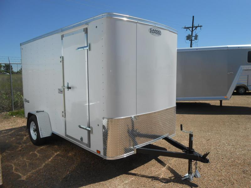 2019 Cargo Express EX6X12S12-RD Enclosed Cargo Trailer