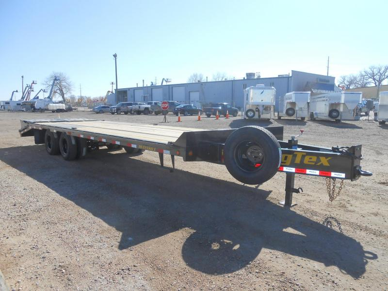 2020 Big Tex Trailers 22PH-25-5MR Pintle Flatbed Trailer
