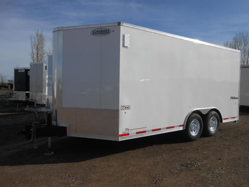 2020 Cargo Express PROW85X16TE4-RD Heavy Duty Enclosed Cargo Trailer