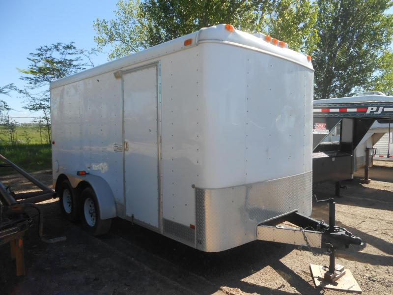 2007 Interstate 7X14 Enclosed Cargo Trailer