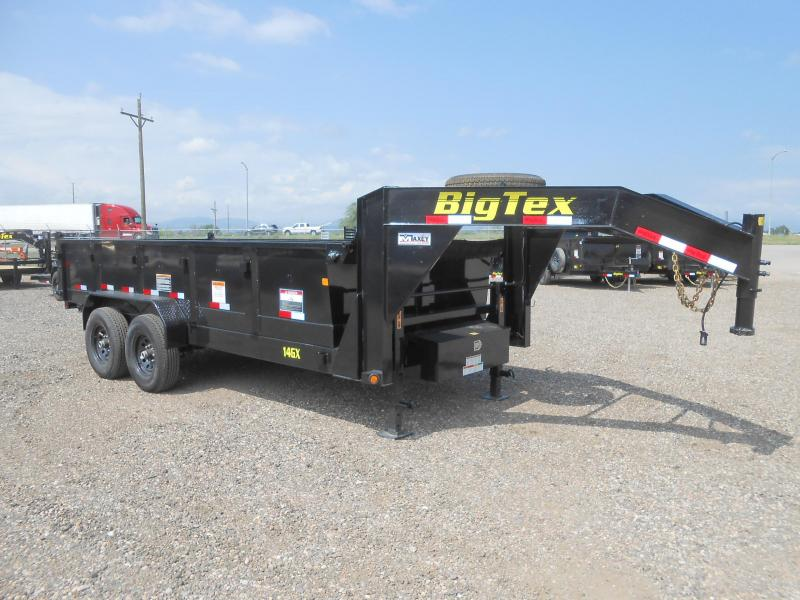 2020 Big Tex Trailers 14GX-16 Dump Trailer